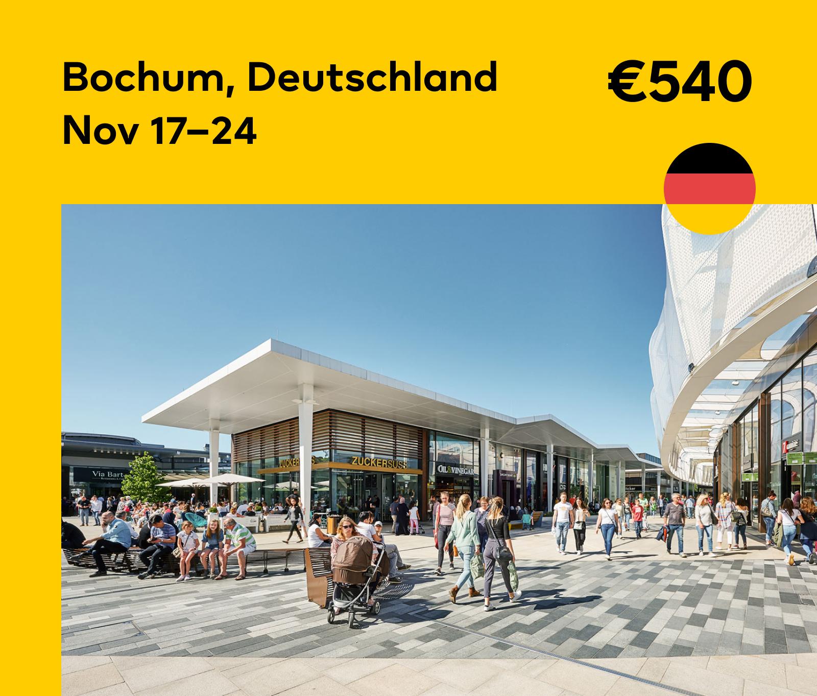 Презентация образовательного тура в Германию