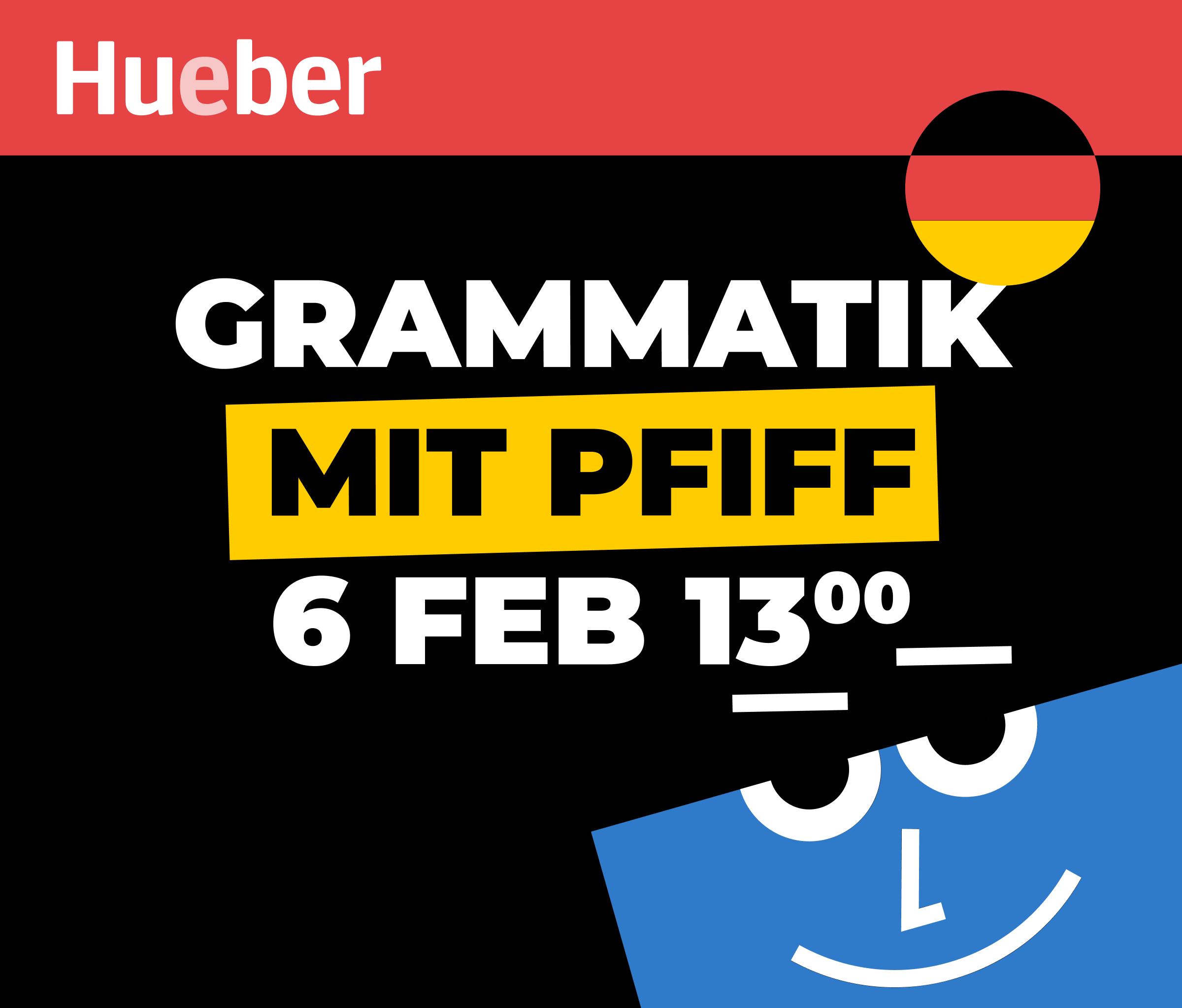 Воркшоп для викладачів німецької мови: Grammatik mit Pfiff